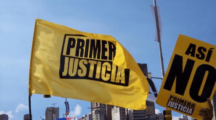 TSJ suspende junta directiva de Primero Justicia