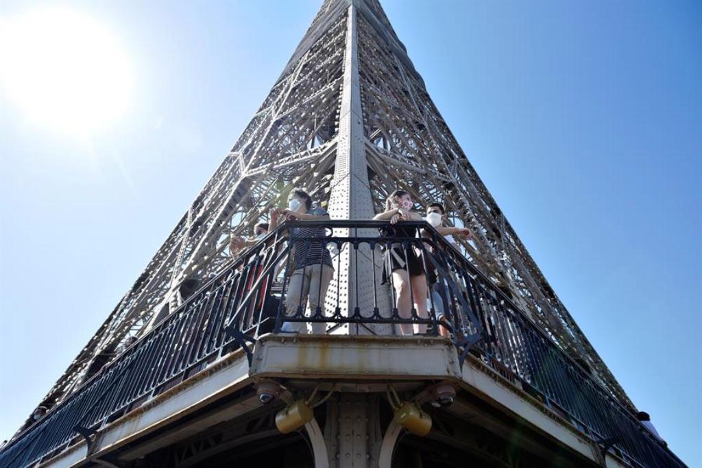 orre Eiffel volvió abrir - noticias24 Carabobo