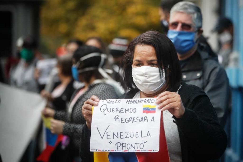 Venezolanos varados en Argentina - noticias24 Carabobo