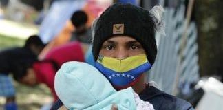 Venezuela es quinta entre desplazados - noticias24 Carabobo