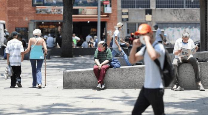 500 casos de COVID-19 en Venezuela