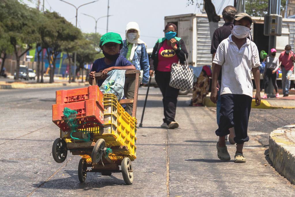 167 casos de COVID-19 en Venezuela