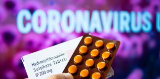 ensayos clínicos de hidroxicloroquina