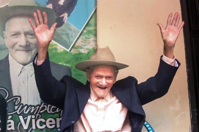 Hombre más viejo de Venezuela - noticias24 Carabobo