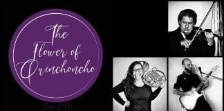 The Flower Of Quinchoncho