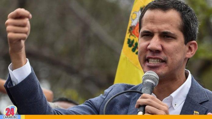 Juan Guaidó en contra - Juan Guaidó en contra