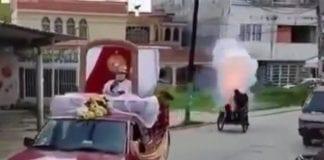 Explosión en Tabasco - Explosión en Tabasco