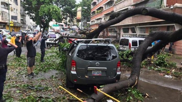 Lluvias en Caracas - Lluvias en Caracas
