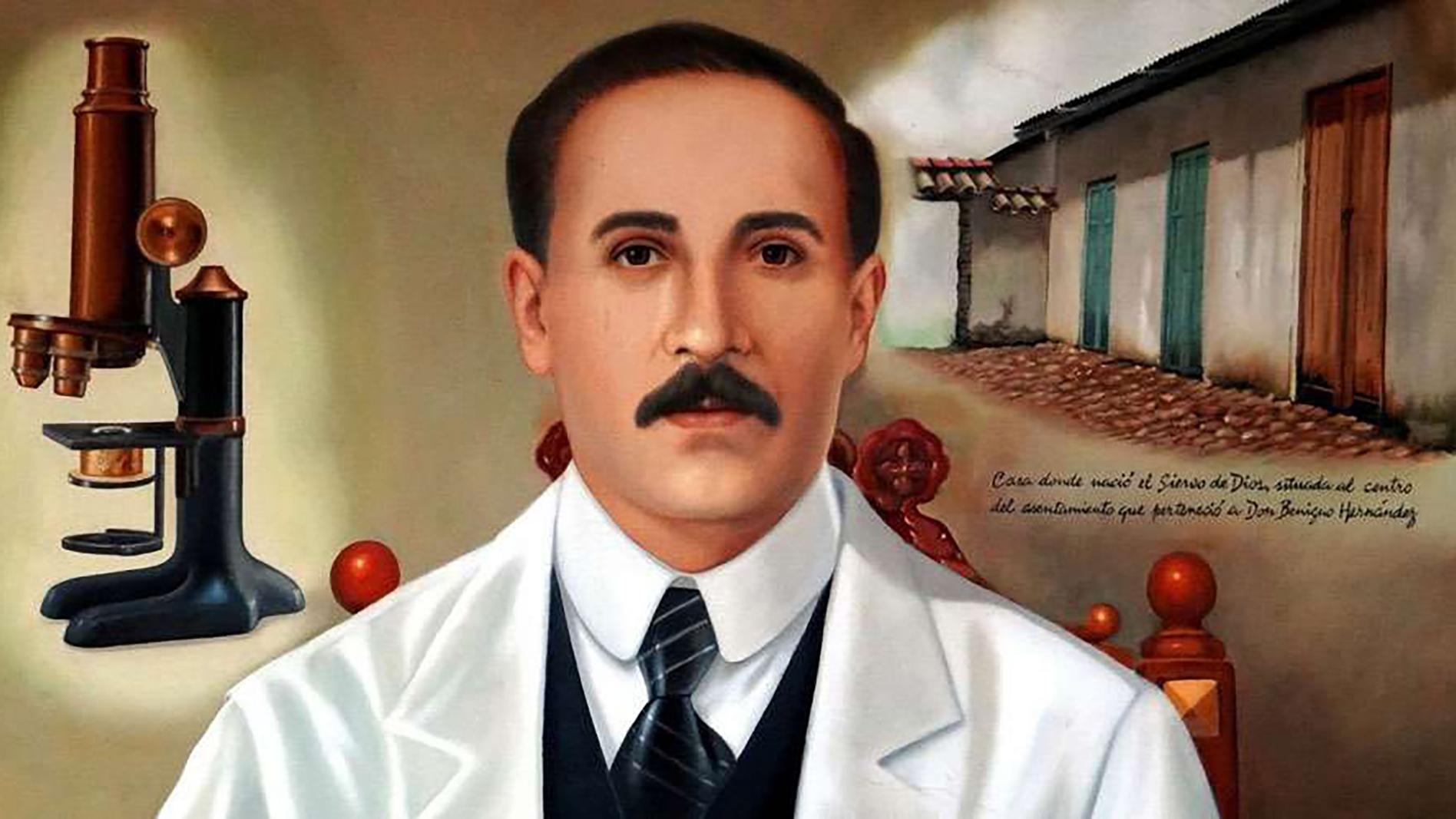 Muerte de José Gregorio Hernández - Muerte de José Gregorio Hernández
