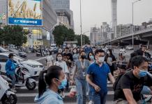 nuevo brote de coronavirus en Pekín