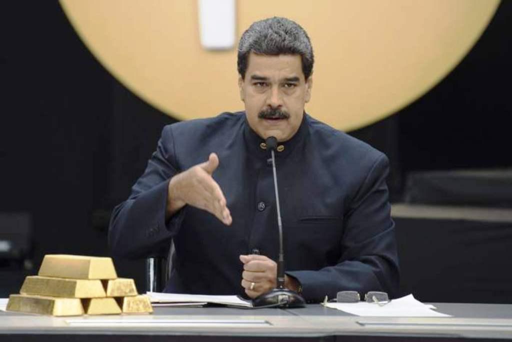 Quién manda en oro venezolano - boticias24 Carabobo