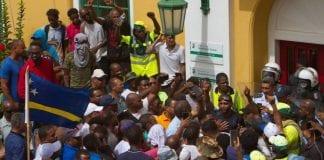 Protestas en Curazao - Protestas en Curazao