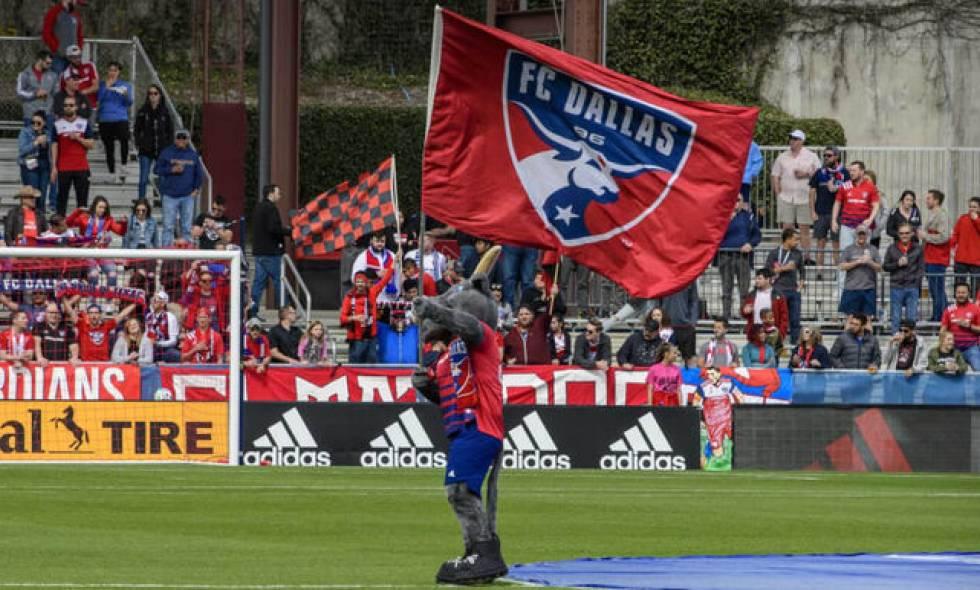 FC Dallas se retiró
