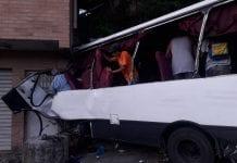 Accidente en Baruta - Accidente en Baruta