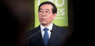 Alcalde de Seúl encontrado muerto