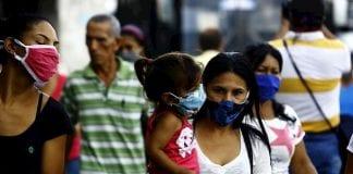 406 casos de COVID-19 en Venezuela