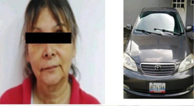 Detenida mujer por robar dólares en Prebo