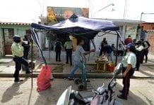 Cierre de comercios en Carabobo