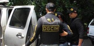 Detenido por legalizar carros robados