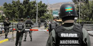 GNB incautó cargamento de ayuda humanitaria