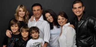 Hijos de Daniel Alvarado - Hijos de Daniel Alvarado
