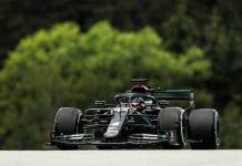 Hamilton marcó mejor crono - noticias24 Carabobo