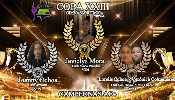 Carabobeña Joanny Ochoa Corzo - Carabobeña Joanny Ochoa Corzo