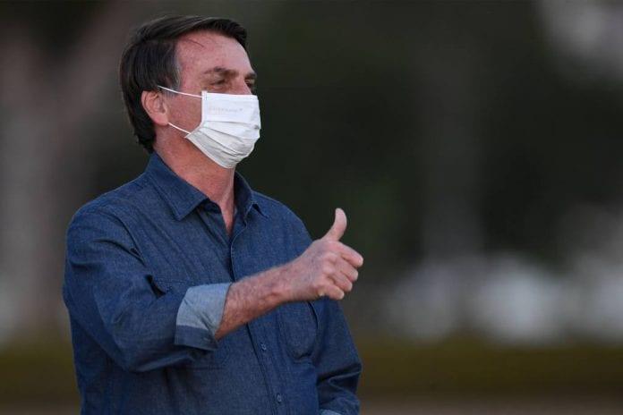 Jair Bolsonaro negativo en coronavirus - Jair Bolsonaro negativo en coronavirus