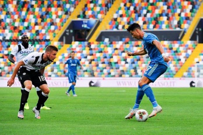 Juventus perdió ante Udinese - noticias24 Carabobo