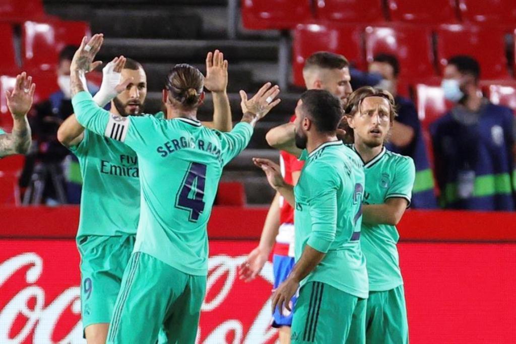 Madrid derrotó a Granada - noticias24 Carabobo