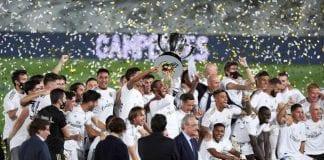 Madrid se consagró en la liga - noticias24 Carabobo