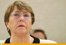 Informe Bachelet 2020 - Informe Bachelet 2020