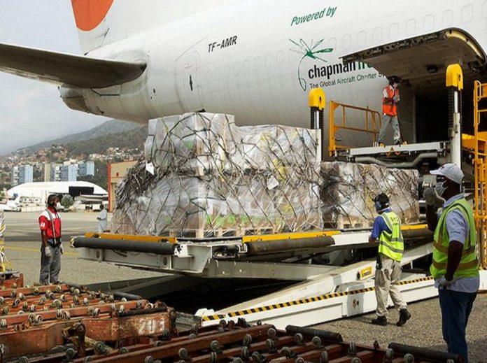 OPS comenzó a repartir material - noticias24 Carabobo