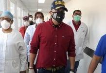 Omar Prieto hospitalizado