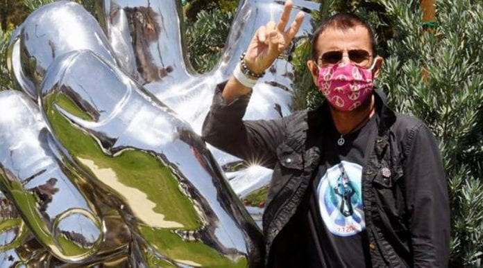 Ringo Starr celebró sus 80 años - noticias24 Carabobo
