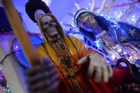 Culto a La Santa Muerte - Culto a La Santa Muerte