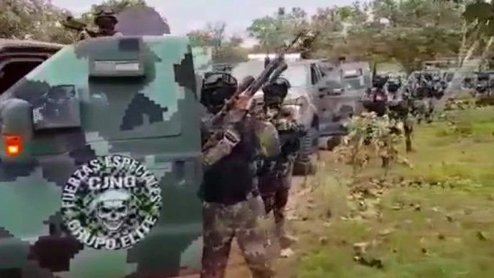 Video del Cartel de Jalisco - Video del Cartel de Jalisco