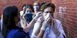 23 casos de coronavirus en Carabobo -23 casos de coronavirus en Carabobo
