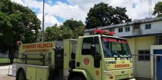 Bomberos de Valencia efectuó jornada - noticias24 Carabobo