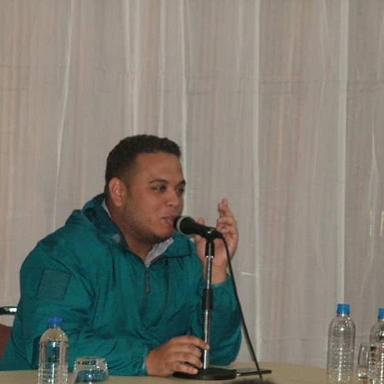 Francisco Fonseca, instó a los jóvenes a participar en los próximos comicios