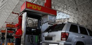 Colas en la espera de gasolina - Colas en la espera de gasolina