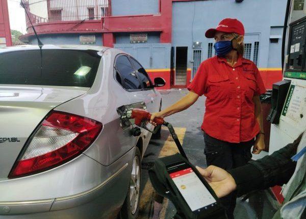 Gasolina en el Sistema Patria - Gasolina en el Sistema Patria