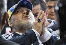 Maradona en la selección de España - Maradona en la selección de España
