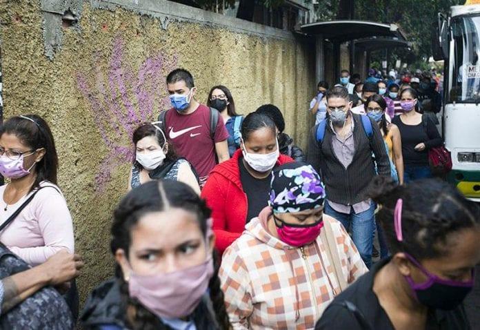 213 nuevos casos de COVID-19 en Venezuela