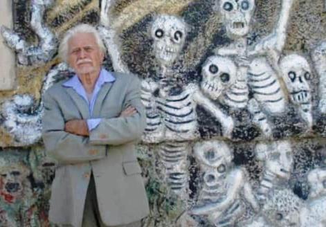 Artista plástico Antonio Otazzo - Artista plástico Antonio Otazzo