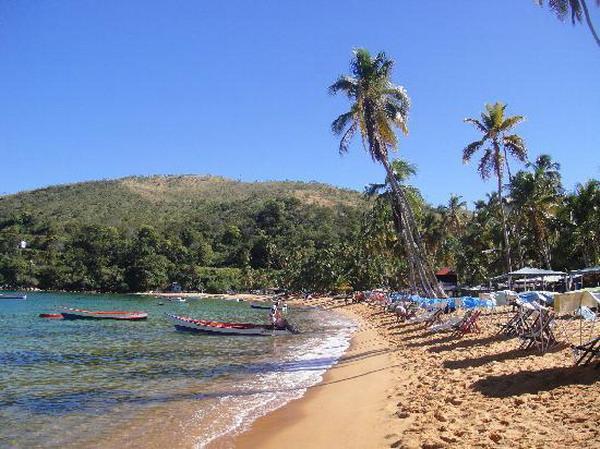Playa Colorada en Sucre - Playa Colorada en Sucre