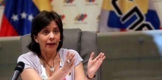 Sandra Oblitas designada
