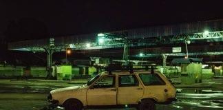 Terminal de Maracay en la noche - Terminal de Maracay en la noche