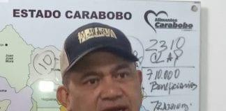Secretario de Seguridad Ciudadana de Carabobo