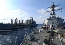 Buque USS Pinckney - Buque USS Pinckney